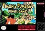 Complete Timon & Pumbaa's - SNES