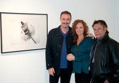 PULSO de Marisa Bonzón en el Centro Cultural RECOLETA, junto a su esposo el músico Víctor Heredia y el querido músico Pedro Aznar,  2015