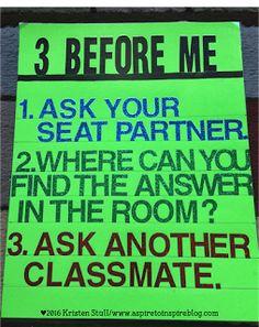 Classroom Procedures That Build Character