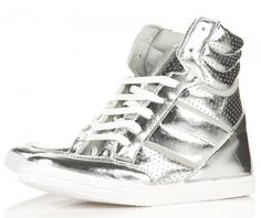 I already have some silver shoes, but obvi I need these, right?