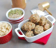 Recipe: Almond Butter Protein Balls