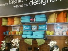 Patio Cove, merchandising display, TJ Maxx, Topeka