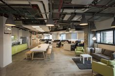 Fortscale Offices – Tel Aviv security startup Fortscale in Tel Aviv, Israel.