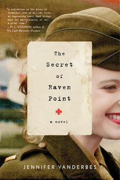 The Secret of Raven Point by Jennifer Vanderbes ---- {12/01/2016}