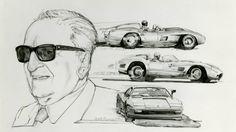 Happy birthday, Enzo Ferrari