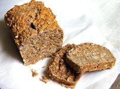 Quick Seed & Oat Loaf- Emma's Little Kitchen