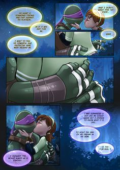 TMNT Comic Apritello I understand nothing 09 by clefchan on DeviantArt