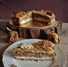Low Carb Recipes, New Recipes, Healthy Recipes, Raw Carrot Cakes, Low Cholesterol Diet, Crazy Cakes, Good Food, Food And Drink, Sweets