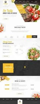 restaurant web ui design - Google Penelusuran Restaurant Web, Web Ui Design, Google