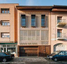 Toda la información sobre: Vivienda sostenible entre medianeras en Torrejón de Ardoz | Olalquiaga Arquitectos
