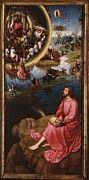 """New artwork for sale! - """" Memling Hans St John Altarpiece     by Hans Memling """" - http://ift.tt/2pfKBhb"""