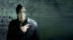 Trent Reznor by Rob Sheridan