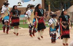 Navajo Ceremonial Dance