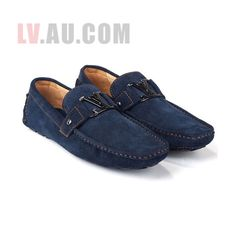 Casual Shoes Deep Blue