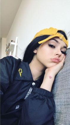 Image about girl in maggie lindemann by fangirl Maggie Lindemann, Pretty People, Beautiful People, Foto Casual, Selfie Poses, Aesthetic Girl, Tumblr Girls, Photo Poses, Girl Photography