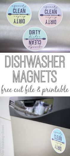 Free Dishwasher Magn