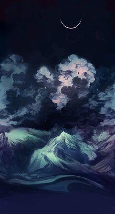 Void of Nights byy Alexxander Dovelin