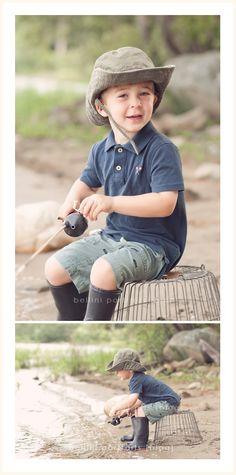 Little Boy photo idea