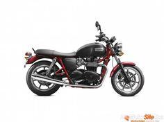 Special Metal: Triumph Bonneville SE