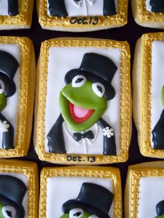 .Oh Sugar Events: Kermie Goes Formal
