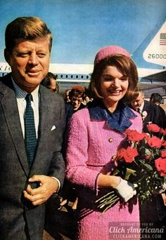 The assassination of President Kennedy: News reports, photos & more from when JFK was killed in Dallas (1963) - Click Americana Les Kennedy, John F Kennedy, Caroline Kennedy, Die Kennedys, John Fitzgerald, Black Sesame, National Anthem, Jfk, Civil Rights