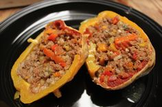 Gluten Free Stuffed Bell Peppers | Small Town Living in Nevada