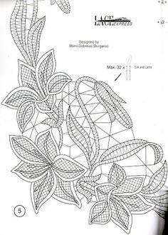 Lecture d'un message - mail Orange Irish Crochet Patterns, Bobbin Lace Patterns, Crochet Video, Diy Crochet, Lace Embroidery, Embroidery Patterns, Romanian Lace, Lacemaking, Point Lace