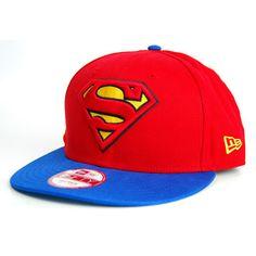 58b1206927264 New Era Reverse Hero Superman Snapback Cap