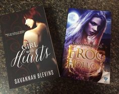 Romance & Fantasy  Available now: http://www.amazon.com/Frog-Hollow-Witches-Sanctuary-Book-ebook/dp/B01995Z1PU/