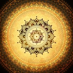 Mandala on Behance