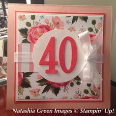 Number of Years - Stampin' Up!