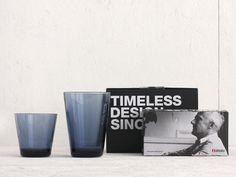 iittala Kartio Rainy Days, Aqua, Cinema, Ceramics, Mugs, Glass, House, Ceramica, Water