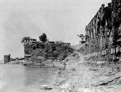 AHIRKAPI BUKOLEON DENİZ SARAYI Sarayburnu (AHIRKAPI ismini TOPKAPI Sarayının ahırları burada bulunuyordu)