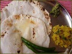 Tandadache papad is very famous in maharashtra, click here and get recipes on maharastra.
