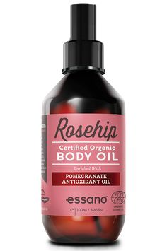 Essano Certified Organic Body Oil