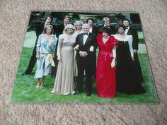 Dynasty season 5 cast photo (1985)