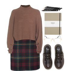 Study hard by scstyle19 on Polyvore featuring polyvore, fashion, style, Acne Studios, Polo Ralph Lauren, Dr. Martens, Moschino and Shinola