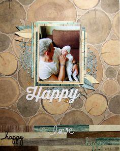 Scrapbooking by Nastya M: Дети это счастье)