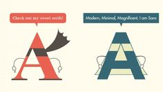 Serif vs. Sans: The Final Battle – Infographic