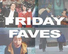 Friday Faves: Holiday Movies