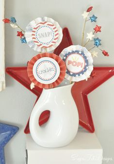 4th of July printables {snap, crackle, pop} - I Heart Nap Time