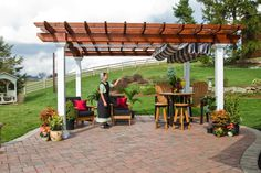 A canopy can easily be pulled closed if it would start to rain.