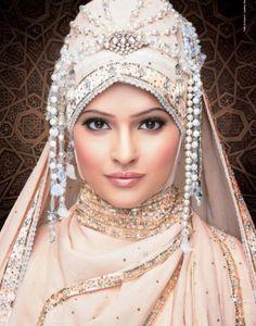 muslim wedding hijab