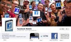 Facebook започна да пуска подобрения на приложенията си за мобилни платформи (iOS, Android), както и на мобилния си сайт m.facebook.com.