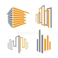 Find Set Real Estate Building Icons Vector stock images in HD and millions of other royalty-free stock photos, illustrations and vectors in the Shutterstock collection. Building Logo, Building Icon, Store Design, Web Design, Branding Design, Logo Design, Initials Logo, Logo Templates, Royalty Free Stock Photos
