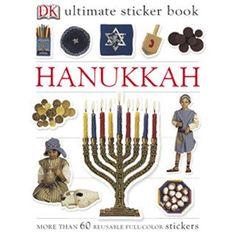 Hanukkah Sticker Book – eBeanstalk