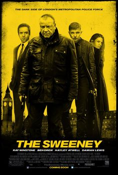 The Sweeney Movie Poster #7 - Internet Movie Poster Awards Gallery
