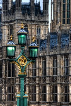 ~Houses of Parliament, London, UK