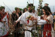 Trifon's Day is a Bulgarian folk festival in honor of Saint Tryphon. Celebrated by winegrowers, falconers, gardeners and innkeepers on 14 February.