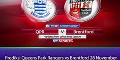 Prediksi Queens Park Rangers vs Brentford 28 November
